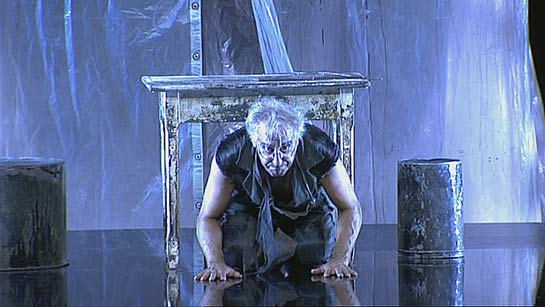 Graham Clark as Mime in Siegfried