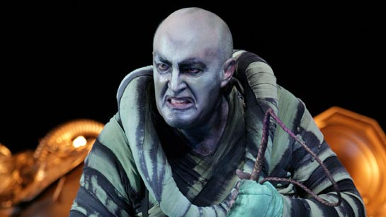 andrew shore as alberich in tankred dorst's production of das rheingold