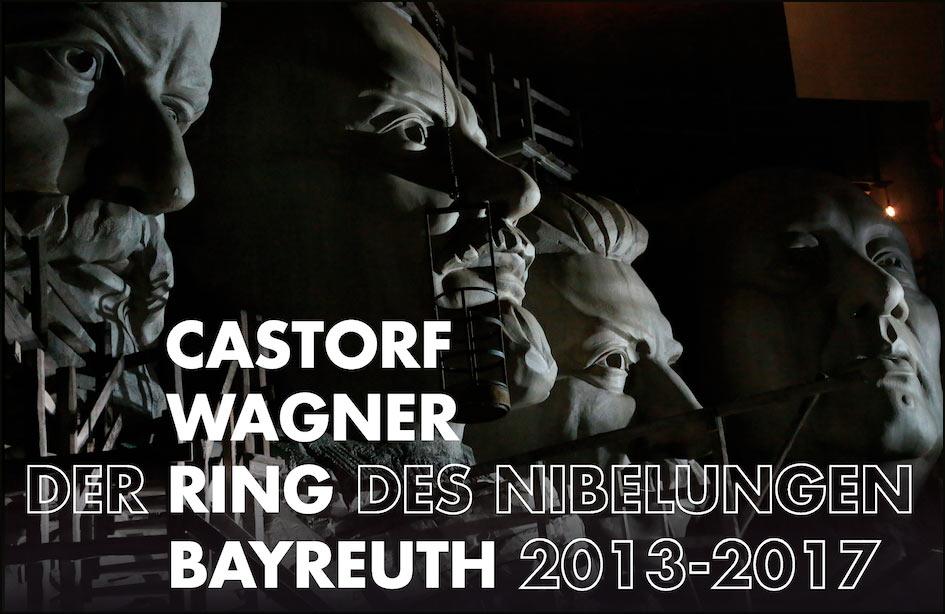 Bayreuth Castorf Ring Book