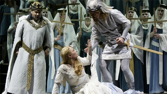 elsa and lohengrin