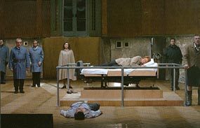 The ending: Christoph Marthaler's Tristan at Bayreuth