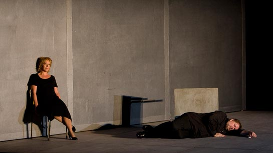 Tristan und Isolde at Royal Opera House, Covent Garden