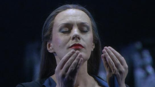 Waltraud Meier as Isolde