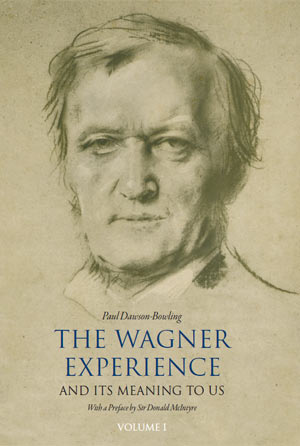 "Cover: Paul Dawson-Bowling ""The Wagner Experience"""